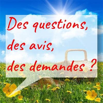 Questions à la Belle Fermière