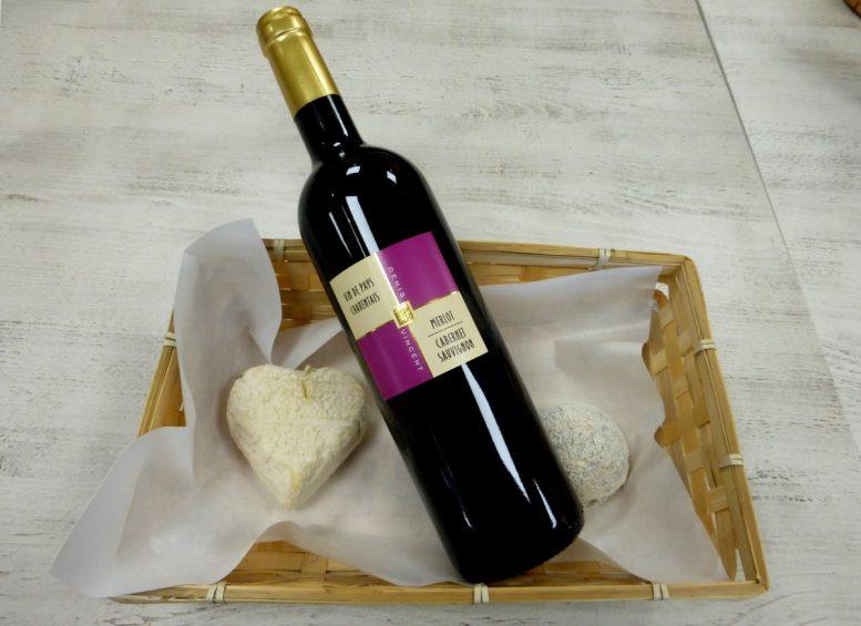 Vins Charentais merlot cabernet sauvignon