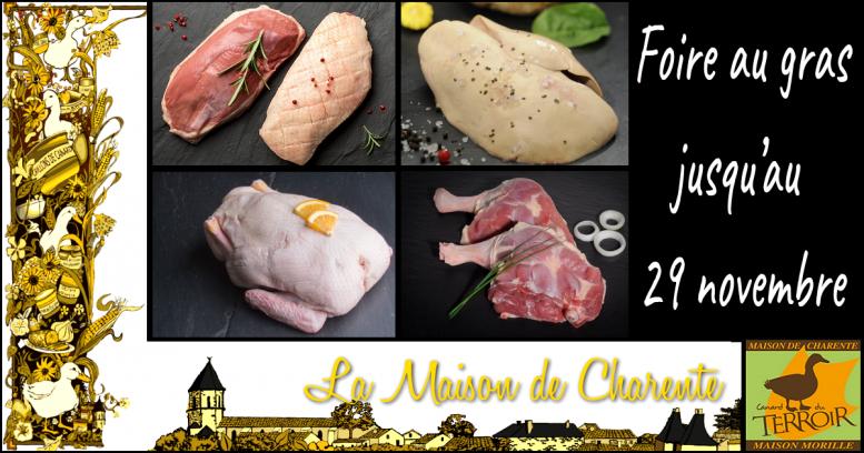 foire au gras novembre