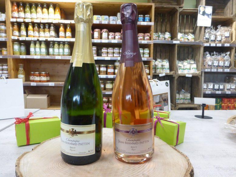 Champagne Jean Bernard Pattin