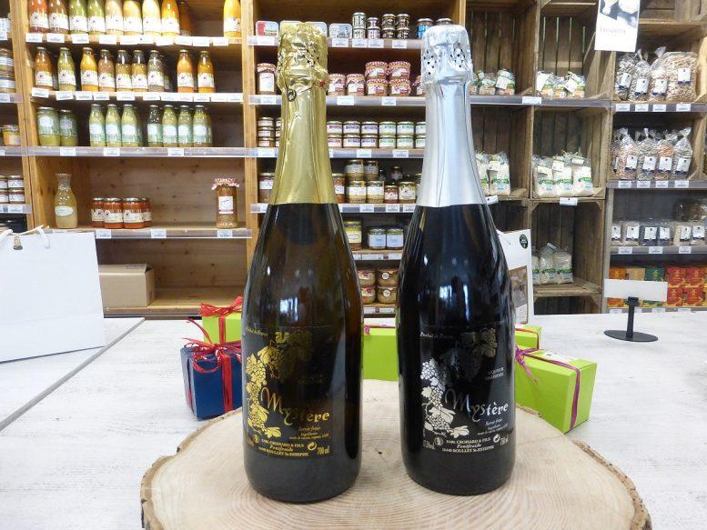 Liqueurs de la production Croisard et Fils