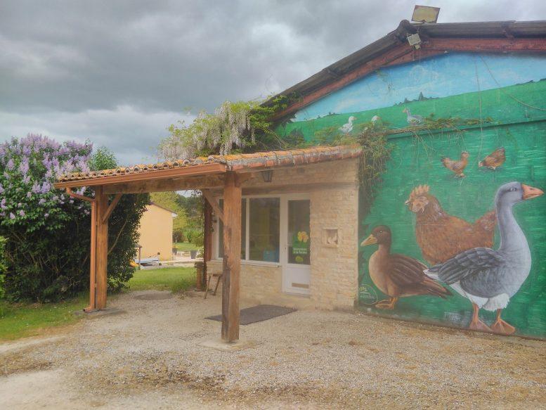 Producteur charentais Les volailles du Chatelard