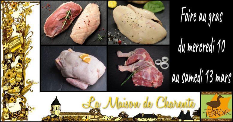 foire au gras mars