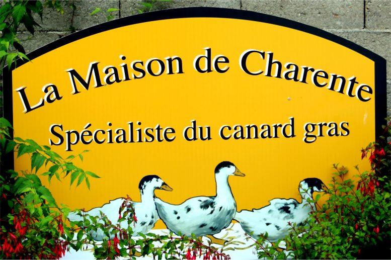 La Maison de Charente à Tusson